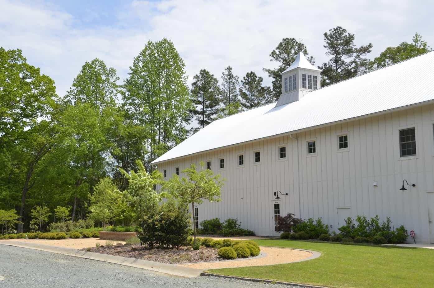The Barn of Chapel Hill Wedding Venue